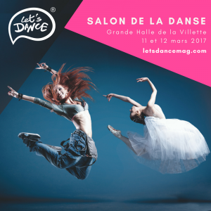 Le salon let 39 s dance annonces du coin des danseurs for Salon porte de la villette