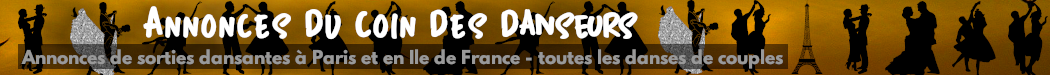 Annonces du Coin des Danseurs